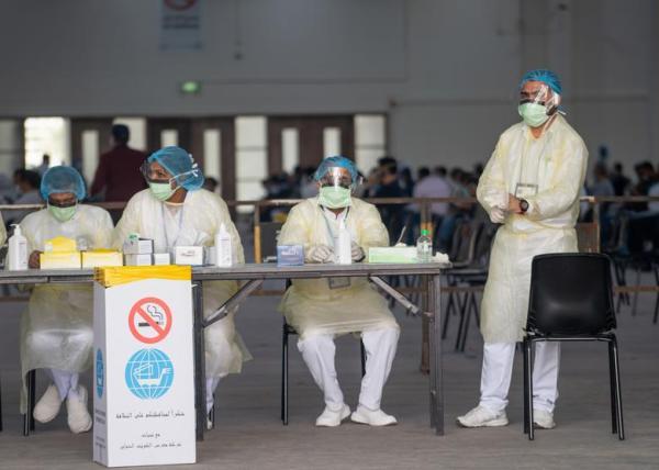حالة وفاة و63 إصابة جديدة بكورونا في الكويت