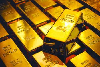 الذهب ينخفض مع صعود الدولار