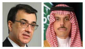 وزير الخارجية يبحث العلاقات الثنائية مع نظيره البرازيلي