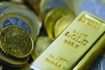 الذهب يفقدّ انتعاشه مع ارتفاع الدولار