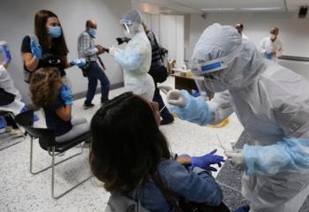 لبنان: 857 إصابة جديدة و4 وفيات بكورونا