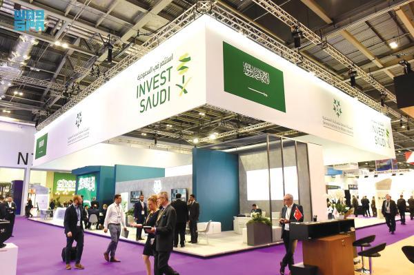 «استثمر في السعودية» يجذب رواد «DSEI» بلندن