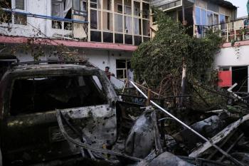 واشنطن تعترف بقتل مدنيين في كابُل وتأمر بإجراء تحقيق