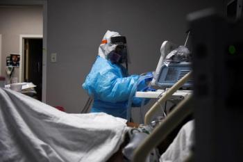 أمريكا: 147 ألف إصابة جديدة  و1823 وفاة بكورونا