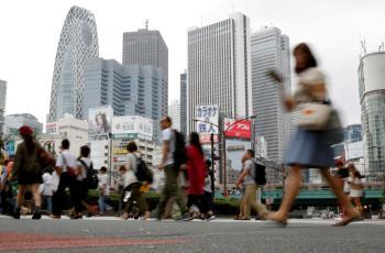 إصابة 6 جراء إعصار شانتو باليابان
