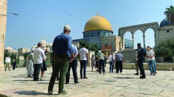 جيش الاحتلال يعتقل شابين من القدس