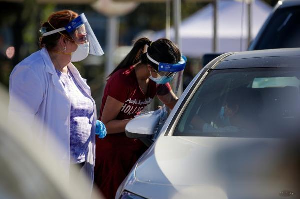 أمريكا: 154 ألف إصابة جديدة و2087 وفاة بكورونا