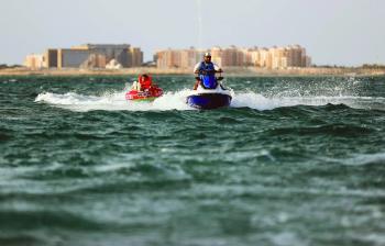 المدينة الاقتصادية «أيقونة» شاطئ البحر الأحمر
