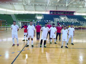 6 فرق من ذوي إعاقة «الشلل الدماغي» تتنافس في «كرة القدم»