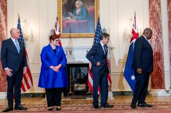 أبرز نقاط شراكة «أوكوس» بين أمريكا وأستراليا وبريطانيا