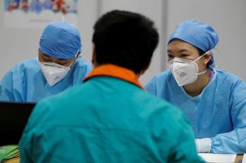 الصين تسجل 66 إصابة جديدة بكورونا