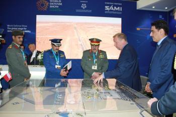 قائد قوات الدفاع الجوي يرأس وفد الدفاع للمعرض الدولي لمعدات الأمن