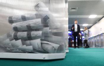 بدء فرز الأصوات في الانتخابات البرلمانية الروسية