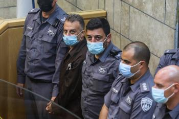 الاحتلال يمدد اعتقال 4 من الأسرى الفارين لـ 10 أيام