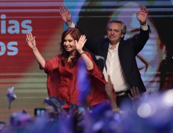 الأزمة بين الرئيس ونائبته تفاقم مشكلات الأرجنتين