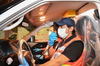 الهلال الأحمر بمكة : 40% زيادة في بلاغات «أسعفني» خلال أغسطس