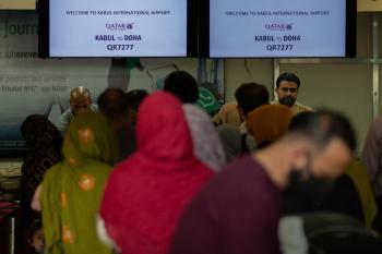 مطار كابول الدولى يستأنف رحلاته رسميا بعد سيطرة طالبان