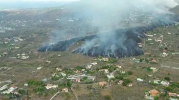غازات سامة.. تطورات مخيفة في بركان «لا بالما» الإسبانية