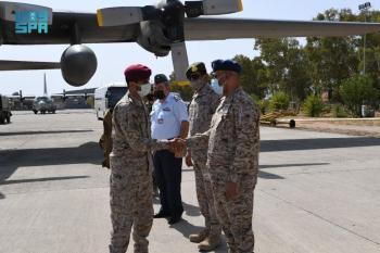 القوات البرية تصل اليونان للمشاركة في «التمرين الرباعي»