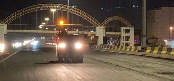 منع الشاحنات من الوقوف داخل أحياء مكة وفرض غرامات