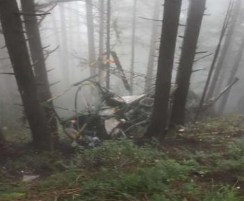 مقتل طيارين في تحطم مروحية بسبب الضباب في الهند