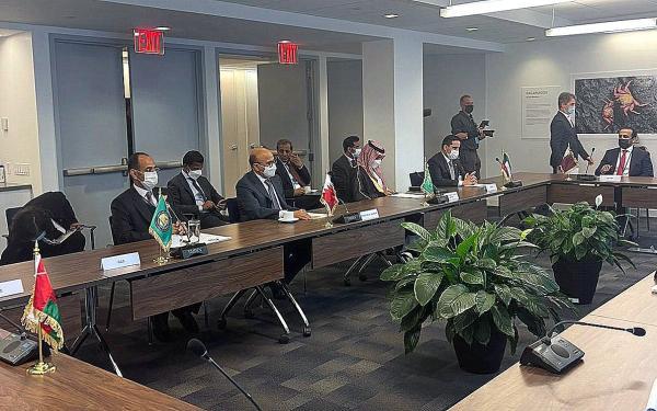 اجتماع خليجي أوروبي يؤكد أهمية تعزيز العلاقات وتنسيق المواقف