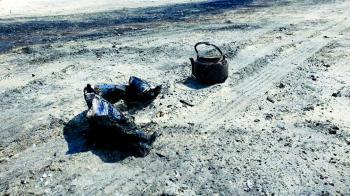 رفع إحداثيات «حرق الكيابل» بغرب الدمام.. دون إزالة المخلفات البيئية