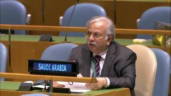 المعلمي يؤكد التزام المملكة بدعم الحكومة العراقية في التصدي للإرهاب