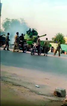 الاتحاد الأفريقي يندد بمحاولة الانقلاب في السودان