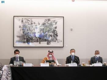 وزير الخارجية يشارك في اجتماع مجموعة الحوكمة العالمية