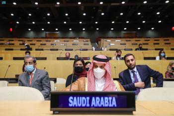 بمشاركة المملكة.. الجامعة العربية ومجلس الأمن يبحثان الموضوعات المشتركة