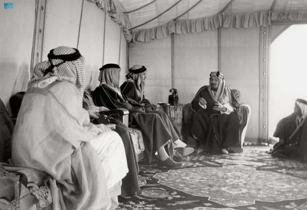 هكذا رآها الآخرون .. شخصية الملك عبدالعزيز