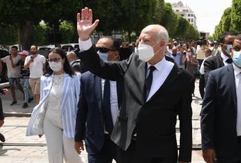 قانونيون تونسيون: الرئيس سعيد أعلن وفاة البرلمان الإخواني