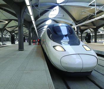 74 عاما على نواة أول قطار في المملكة