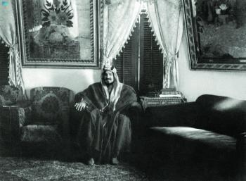 «الشورى والتناصح والصدق» مبادئ «المؤسس» في التعامل مع شعبه