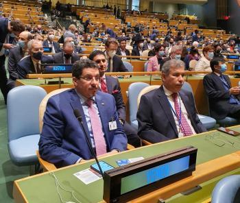 الحكومة اليمنية تطالب المجتمع الدولي بإدانة جرائم الحوثي الوحشية