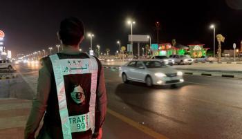 «المرور» تكثف عملها في مواقع الاحتفال باليوم الوطني