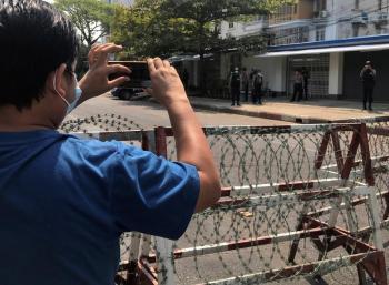مفوضة حقوق الإنسان : الأوضاع في ميانمار كارثية