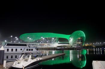 أبو ظبي.. احتفالات وعروض استثنائية احتفاءً باليوم الوطني للمملكة