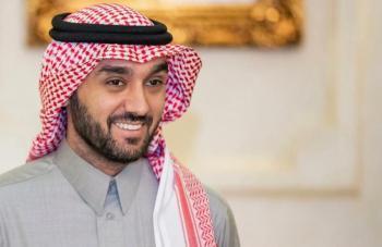 وزير الرياضة: المملكة تستضيف حدثاً عالمياً لأول مرة في تاريخها