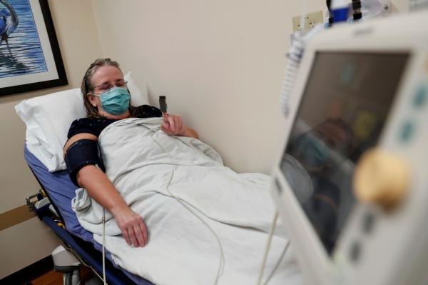 تسجيل رقماً قياسياً في عدد الوفيات اليومية بسبب كورونا بروسيا