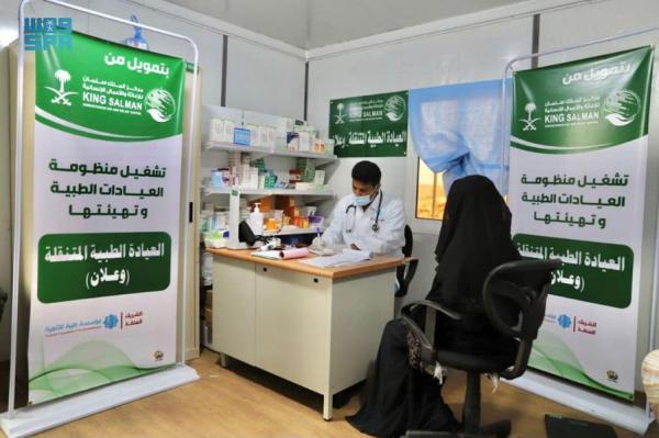 120 مستفيداً من الخدمات الطبية بمخيم وعلان خلال أسبوع