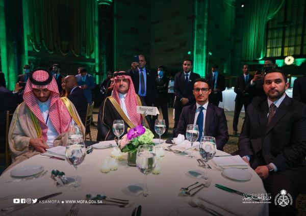 وزير الخارجية: حراك المملكة الدبلوماسي يسعى لتطوير العلاقات مع الدول