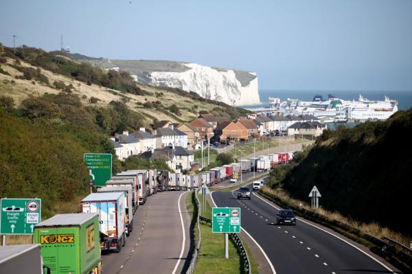 أغلقوا ميناء دوفر.. اعتقال 39 من «نشطاء المناخ» في بريطانيا