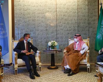 نشاط دبلوماسي متواصل للخارجية السعودية في الأمم المتحدة