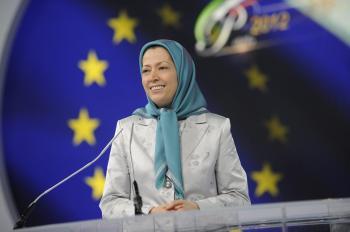 رجوي تدعو الطلاب لتنظيم صفوفهم بمواجهة «ملالي إيران»