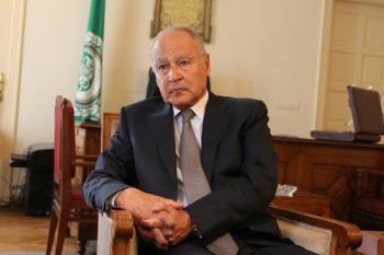 أبو الغيط يحذر من مخطط إيراني حال تفكك «الجامعة العربية»