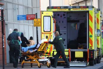 إصابات كورونا الجديدة في بريطانيا تتخطى 36 ألف حالة