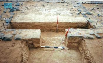 بالصور .. دوقرة قصر أثري بُني قبل الإسلام