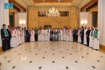 السفارة في لبنان تحتفل بمناسبة اليوم الوطني الـ 91